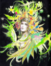 Amorous Dancing Embu Illustrations Collection (4/93)