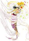 Amorous Dancing Embu Illustrations Collection (13/93)
