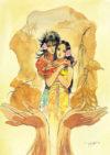 Amorous Dancing Embu Illustrations Collection (25/93)
