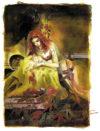 Amorous Dancing Embu Illustrations Collection (29/93)