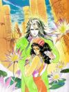 Amorous Dancing Embu Illustrations Collection (44/93)