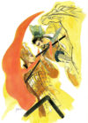 Amorous Dancing Embu Illustrations Collection (77/93)