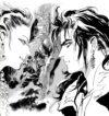 Amorous Dancing Embu Illustrations Collection (92/93)